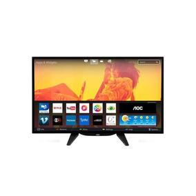 Smart Tv Led 32 Aoc Le32s5970 3 Hdmi Lan (rede)