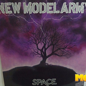 New Model Army 1991 Space Lp Importado Ep No Rest