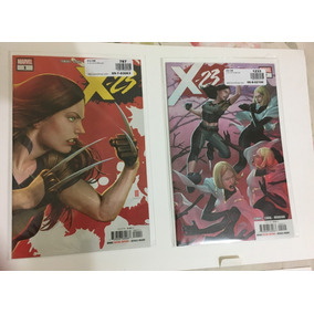 X-23 #1 A #5 Iceman 2 Marvel Two In One # 5 E ¨#6