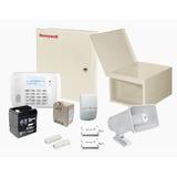 Honeywell Vista48eco Kit De Alarma Alámbrica (19 Pzas)