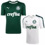 b40d29b60b Nova Camisa Palmeiras 2018 Oficial Crefisa Camiseta Original
