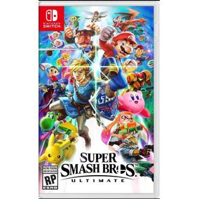 *pronta Entrega* Super Smash Bros Ultimate Switch Original