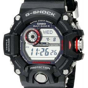 f1dea6798f4 Relogio Casio G-shock Gw9400-1 Rangeman Solar 12x Sem Juros. R  1.225