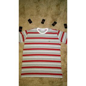 95fbe891f385d Camisa Lacoste - Camisa Casual Masculino Cinza escuro no Mercado ...