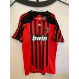 ... 2005 - Itália - Ler Todo Anúncio. R  50. 10x R  5 68. Usado - Paraná. Camiseta  Milan -  22 Kaká -  21 Pirlo - Temporada 2007 2008 aa641a882b178