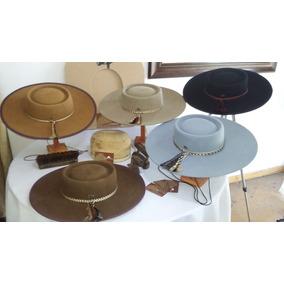 Sombrero Huaso - Vestuario y Calzado en Mercado Libre Chile 686623f13461