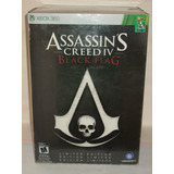 Assassins Creed 4 Black Flag Limited Edition Xbox 360