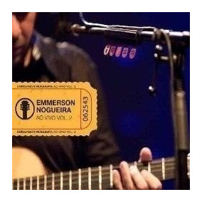 cd emmerson nogueira ao vivo 2007