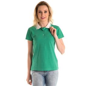 0c1765ef0383b Camisa Feminina - Pólos Outras no Mercado Livre Brasil