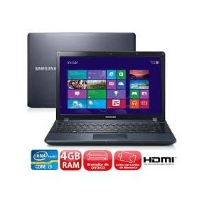 Notebook Samsung Ativbook Np275e4e Amd 2 Gb Ram 500 Gb Hd
