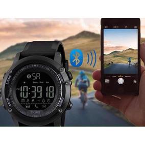 Reloj Skmei 1321 Smartwatch Sport Bluetooth 5atm + Estuche