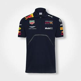 Camisa Polo Oficial Infiniti Red Bull Racing F1 Funcional - Pólos ... ccfd8c9d7b5