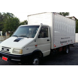 Iveco Daily 35.10 Chassi 2p Branca