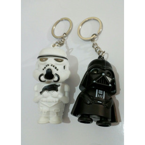 Kit Com 2 Chaveiros Star Wars Geek