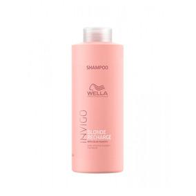Wella Professionals Invigo Blonde Recharge Shampoo 1000ml