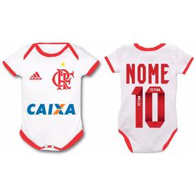Body Flamengo Roupa De Bebe Flamengo Queima De Estoque Novo 5048f66172d1d