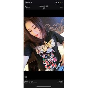 Blusas Gucci Para Mujer - Ropa de80ea4365c