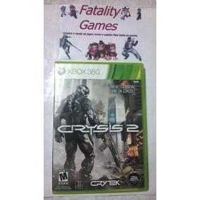 Crysis 2 Para Xbox 360 - Original - Mídia Física