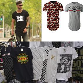 Kit 3 Camisas Rap Swag Hip Hop Blusa Atacado Frete Grátis. 1 vendido -  Ceará · Camiseta Camisa Longline Oversized Swag Masculina Atacado 46f09e71f34