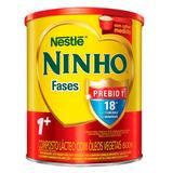 Composto Lácteo Nestlé Ninho Fases 1+ 800g Lata