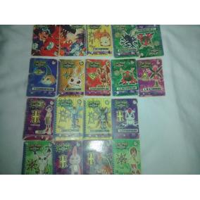 Tazo Cards Digimon Elma Chips