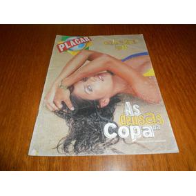 Revista Placar Calaendario As Deusas Da Copa 1998