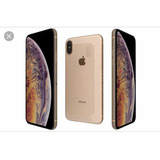 Apple iPhone Xs Max - 256gb-dorado , Nuevo
