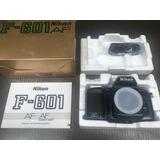 Camara Fotografica Nikon F-601 Af (0km)