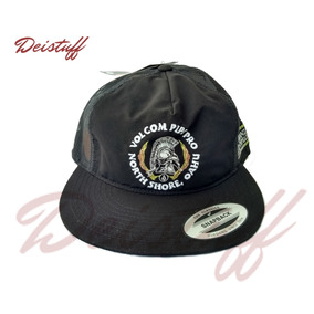 Gorra Volcom   Negra   North Shore   Snapback bee52475306