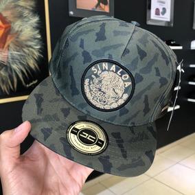 Gorra Snapback Jc Hats Federal Camuflaje Sinaloa Original