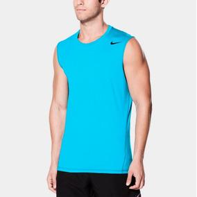 Regata Masculina Hydroguard Nike Azul Gg Original Com Nf 7d5e17f9dc2