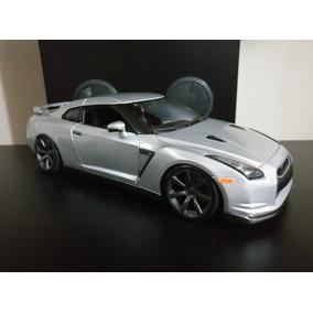 Nissan Gt R Bburago Escala 1/18 Leer Descripcion Oferta