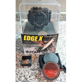 Camara Intova Edge X 1080p + Filtro Red Hd2 De Regalo!!!!