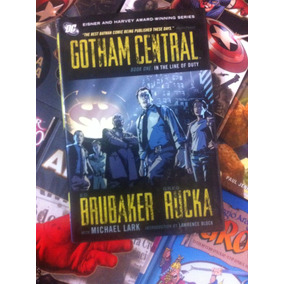 Gotham Central, Book One: In The Line Of Duty Hardcover
