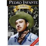 La Vida De Pedro Infante 1966 Coleccion Pelicula Dvd