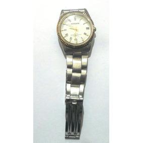 c56ebee560f Relógio Mondaine Feminino Quartz Visual Rolex Usado