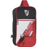 Bolso Botinero River Plate Lic Oficial Botin Fútbol Neceser