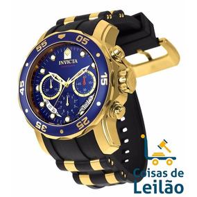 f442694f6d3 Invicta 6983 Original Manual E Nota Fiscal - Relógios no Mercado ...