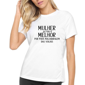 ee649f701 Camiseta Vogue - Camisetas Manga Curta para Feminino no Mercado ...