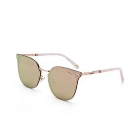 Oculos Sol Colcci Feminino C0099e3646 Dourado Rose Brilhante 3a49c74429