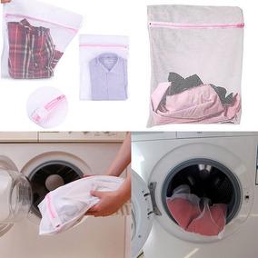 Bolsa Para Lavar Ropa Con Cierre 40 X 50 Cms
