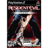 Resident Evil: Outbreak File # 2 - Playstation 2
