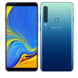 Samsung Galaxy A9 Azul, 128gb, 6.3 , 24mp - Sm-a920fzijzto