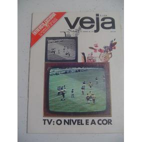 Revista Veja 175 Santa Felicidade Curitiba Marilia Pera 1972