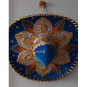 Sombrero De Charro Mexicano Azul Rey - Hecho En México e46d7dc040c