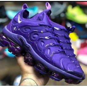 Nike Vapormax Roxo Violeta Na Caixa , Original