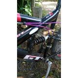 Bicicleta Gt Original Aros Importados