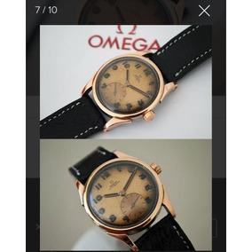 503d5c80234 Relogio Omega Vintage Ouro - Relógios no Mercado Livre Brasil