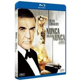 Blu-ray 007 - Nunca Mais Outra Vez - Dublado/leg. Lacrado