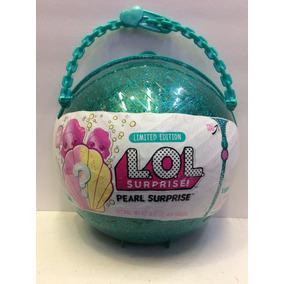 Muñecas Lol Surprise Glitter Series Big Grande Edición Nueva